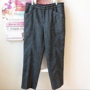 Anthropologie Cartonnier Wool blend  Dress Pants 6